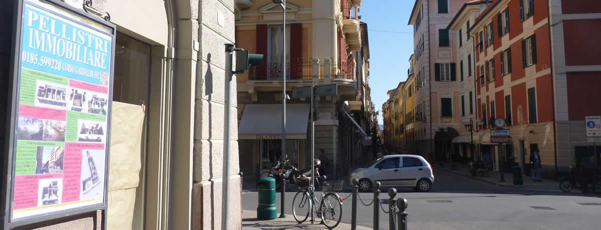 Il nostro spazio espositivo in Corso Genova